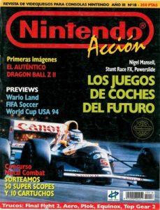 Nintendo Accion Número 18 – Año 3 [PDF]