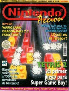 Nintendo Accion Número 19 – Año 3 [PDF]