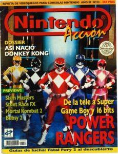 Nintendo Accion Número 22 – Año 3 [PDF]