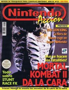 Nintendo Accion Número 23 – Año 3 [PDF]