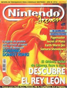 Nintendo Accion Número 24 – Año 3 [PDF]