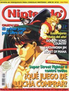 Nintendo Accion Número 25 – Año 3 [PDF]