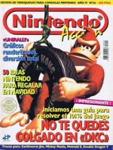 Nintendo Accion Número 26 – Año 4 [PDF]