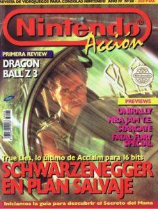 Nintendo Accion Número 28 – Año 4 [PDF]