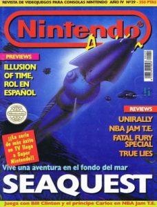 Nintendo Accion Número 29 – Año 4 [PDF]