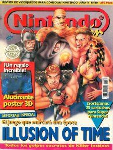 Nintendo Accion Número 30 – Año 4 [PDF]
