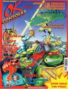 OK Consolas N°1, 1992 [PDF]