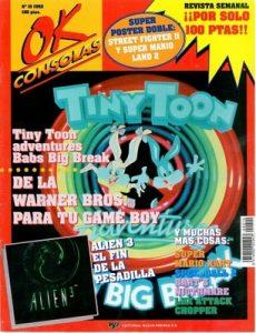 OK Consolas N°10, 1992 [PDF]