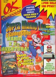 OK Consolas N°11, 1992 [PDF]