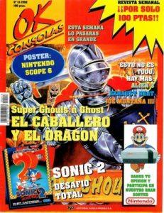 OK Consolas N°13, 1992 [PDF]