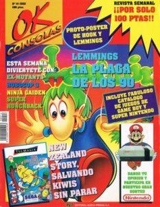OK Consolas N°14, 1992 [PDF]