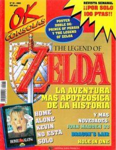 OK Consolas N°16, 1993 [PDF]