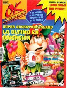 OK Consolas N°18, 1993 [PDF]