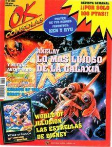 OK Consolas N°20, 1993 [PDF]