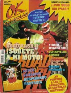 OK Consolas N°21, 1993 [PDF]