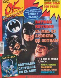 OK Consolas N°22, 1993 [PDF]