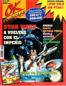 OK Consolas N°23, 1993 [PDF]