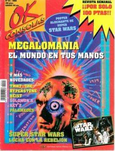 OK Consolas N°24, 1993 [PDF]