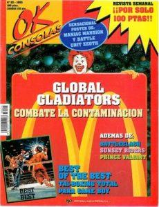 OK Consolas N°25, 1993 [PDF]