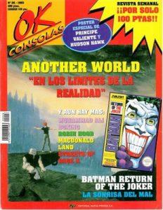 OK Consolas N°26, 1993 [PDF]