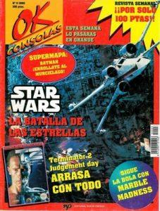 OK Consolas N°3, 1992 [PDF]