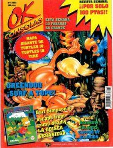 OK Consolas N°4, 1992 [PDF]