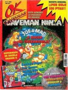 OK Consolas N°5, 1992 [PDF]