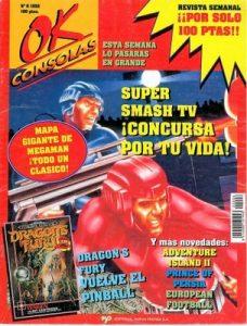 OK Consolas N°6, 1992 [PDF]