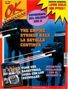 OK Consolas N°7, 1992 [PDF]