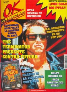 OK Consolas N°8, 1992 [PDF]