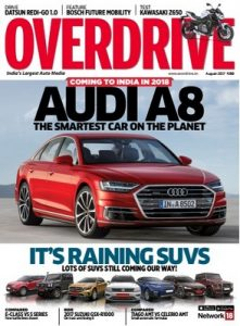 Overdrive India – August, 2017 [PDF]