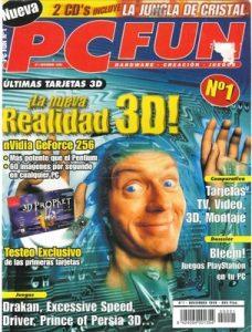 PC Fun N°1 Diciembre, 1999 [PDF]