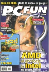 PC Fun N°9 – Julio, 2000 [PDF]