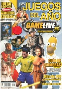 PC Gamelive Especial 05 Navidad, 2003 [PDF]