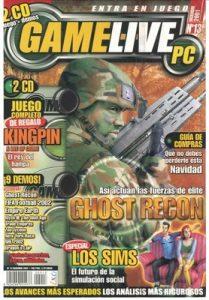 PC Gamelive N°13 – Diciembre, 2001 [PDF]