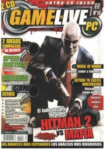 PC Gamelive N°14 – Enero, 2002 [PDF]