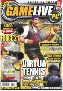 PC Gamelive N°15 – Febrero, 2002 [PDF]