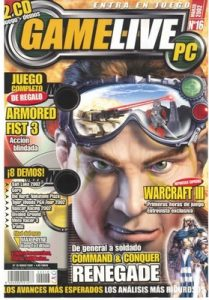 PC Gamelive N°16 – Marzo, 2002 [PDF]
