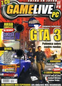 PC Gamelive N°18 – Mayo, 2002 [PDF]