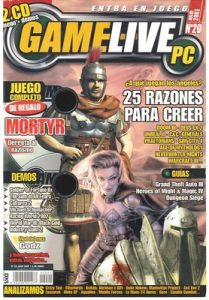 PC Gamelive N°20 – Julio, 2002 [PDF]