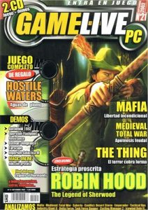 PC Gamelive N°21 – Septiembre, 2002 [PDF]