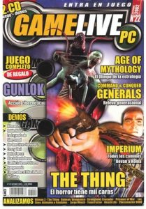 PC Gamelive N°22 – Octubre, 2002 [PDF]
