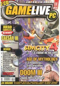 PC Gamelive N°24 – Diciembre, 2002 [PDF]