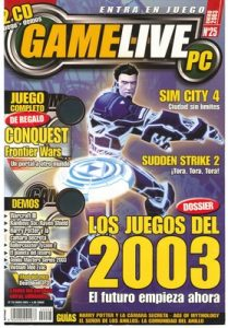 PC Gamelive N°25 – Enero, 2003 [PDF]