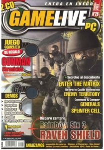 PC Gamelive N°26 – Febrero, 2003 [PDF]