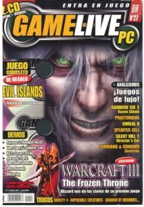 PC Gamelive N°27 – Marzo, 2003 [PDF]