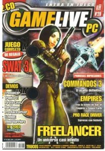 PC Gamelive N°28 – Abril, 2003 [PDF]