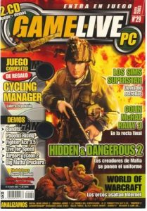 PC Gamelive N°29 – Mayo, 2003 [PDF]