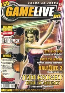 PC Gamelive N°30 – Junio, 2003 [PDF]