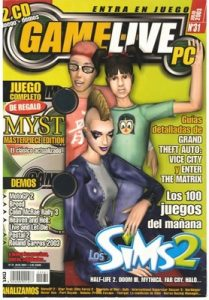 PC Gamelive N°31 – Julio, 2003 [PDF]